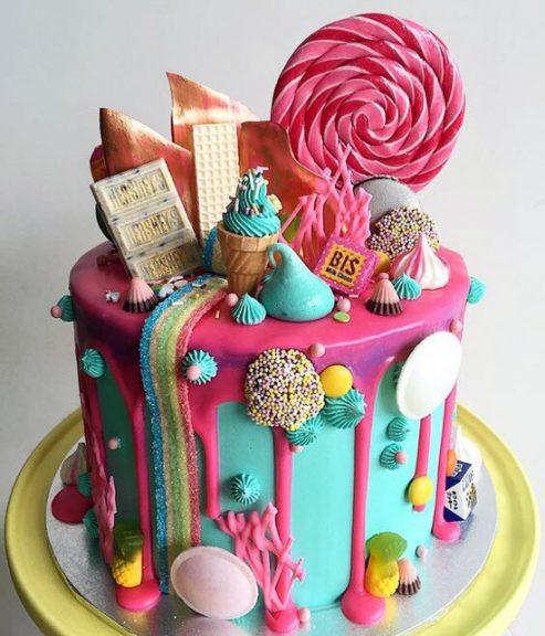 Заказать торт в Киеве - фото