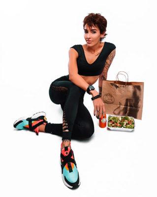Доставка правильного питания для девушек - Харьков Айфуд