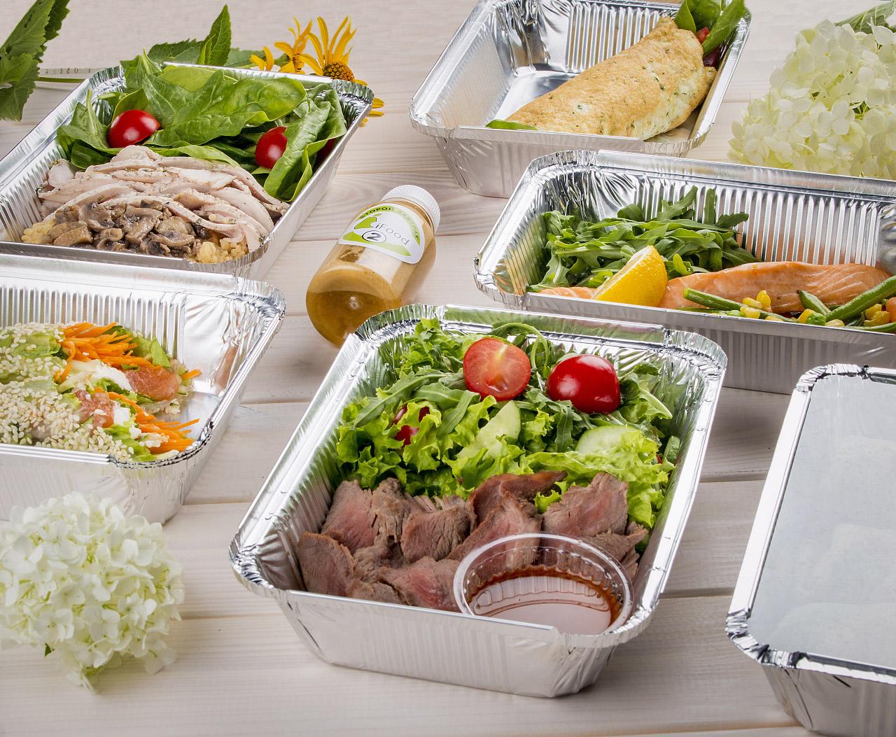 Индивидуальное меню. Готовка и доставка еды по Харькову