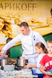 Кулинарный мастер-класс с Евгением Злобиным
