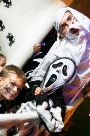 Детский праздник Хеллоуин
