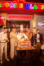 День Рождения ресторана «44 Favorite Place»