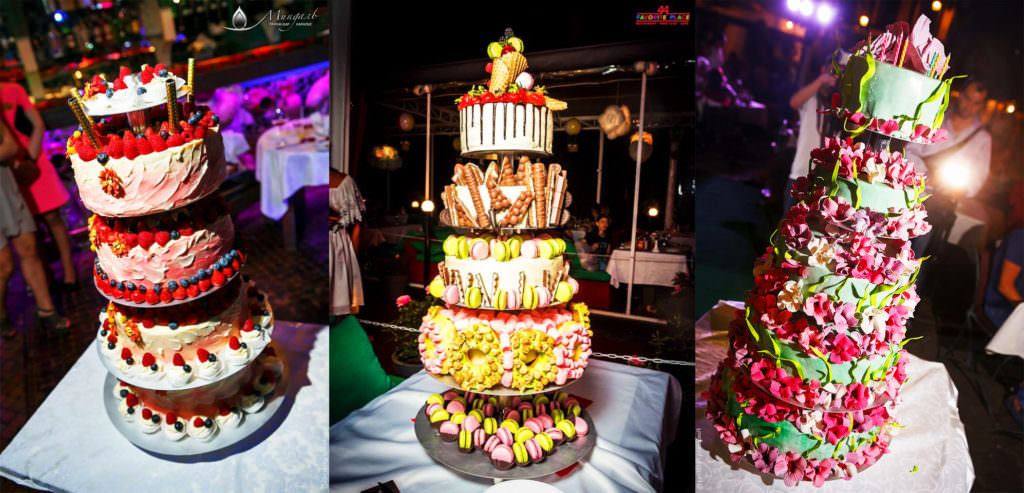 Заказать и купить торты к празднику в Харькове