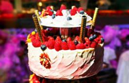 Праздничные торты на заказ с фото
