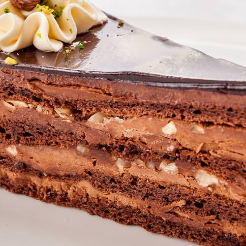Торт Пражский - торти на замовлення | SV