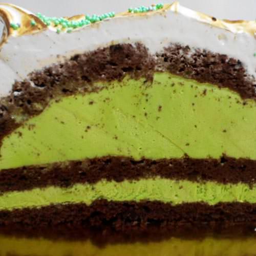 Торт Аляска - красивые и вкусные торты на заказ Харьков | SV