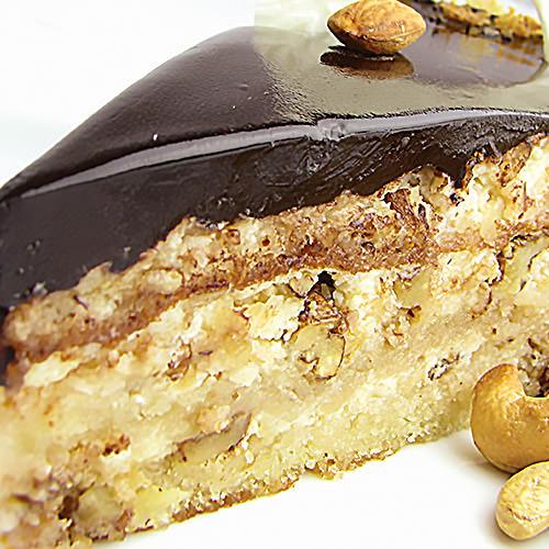 Торт Грильяж - заказать торт с доставкой на дом, фото торта