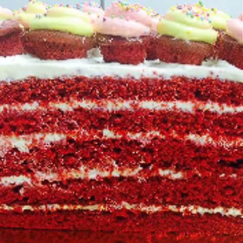 Торт Red Velvet - торты на заказ начинки, фото тортов на заказ