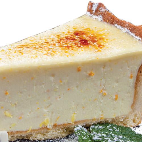 Ванильный чизкейк - Харьков торты на заказ | SV