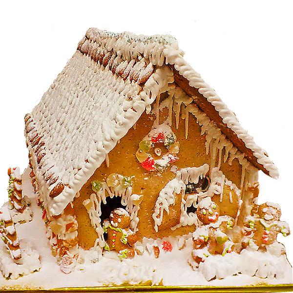 Пряничний домик на заказ Харьков - фото