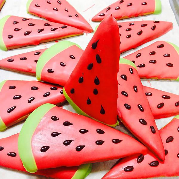 Арбузики - кондитерские изделия и сладости на заказ Харьков