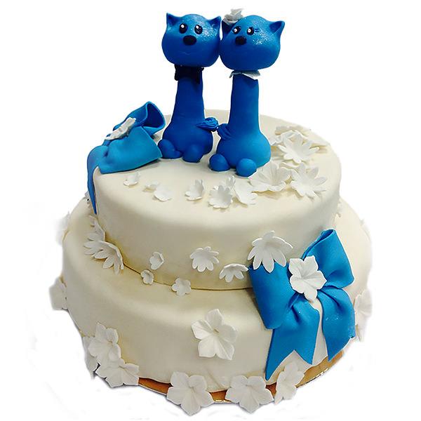 Детские торты на заказ для девочек - фото - Синдикат Вкуса