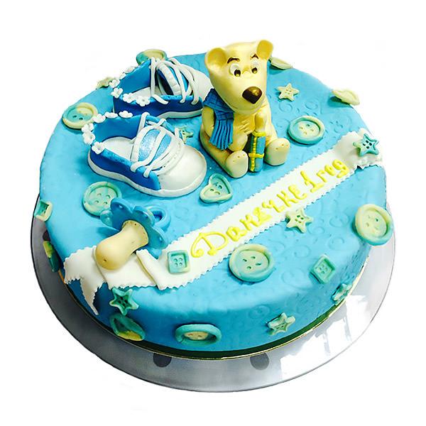 Фото - Торт на заказ на 1 годик - детские торты Харьков