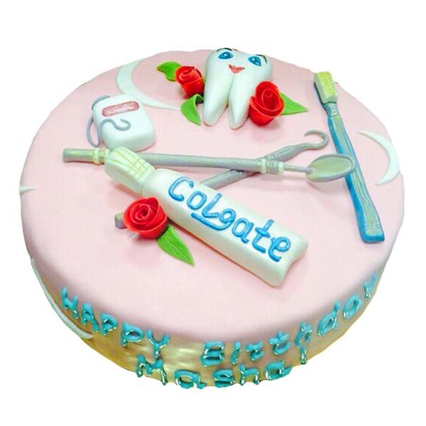 [:ru]Фото - Торт на день рождения или корпоратив стоматологу - торты в корпоративном стиле Харьков СВ[:]