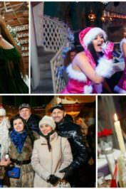 Новогодняя ночь в ресторанном комплексе «Пушка-Миндаль»!