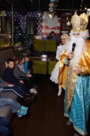 Детский праздник Святого Николая!