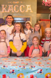 Детский кулинарный мастер-класс (20.01.2019г.)