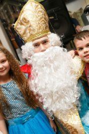 Святой Николай и эльфы!