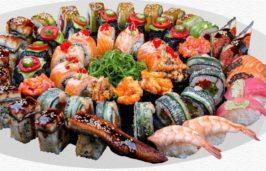"""доставка суши и роллов от ресторана """"44 Favorite Place"""" - фото, акция на роллы"""