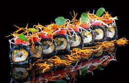 Новое суши-меню в ресторанах Синдиката Вкуса - фото