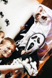 Детский праздник Хеллоуин!