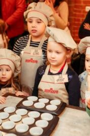 Детский кулинарный мастер-класс!