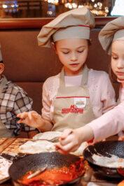 Кулінарний майстер-клас. Римська піца.